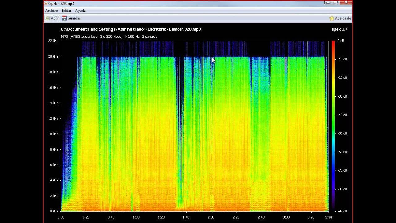 Flac To Mp3 >> Cómo conocer la calidad real de un archivo de audio - YouTube