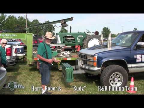 Central Illinois Truck Pullers - Harry Roberts