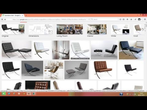 cadd pro tuts creating a barcelona chair in 3ds max