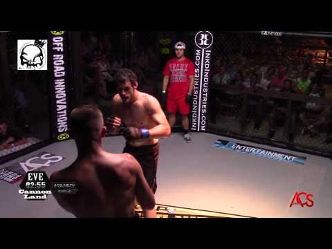 """f10""""ACSLIVE.TV"""" Presents Knockout Promotions Brandon Vargas VS Dustin Reynolds"""