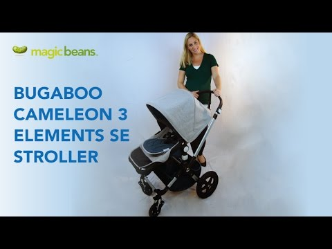 Wonderbaarlijk Bugaboo Cameleon 3 Elements Limited Edition Stroller | Best Most WR-83