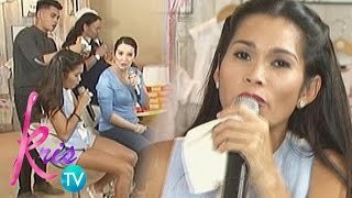Kris TV: How Pokwang takes care of her legs?