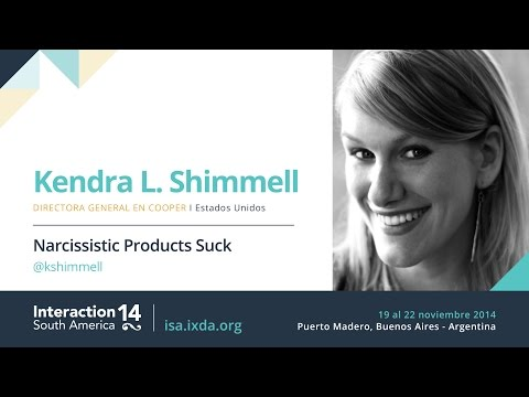 Kendra L. Shimmell (@kshimmell): Narcissistic Products Suck