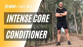 At home Core HIIT Workout