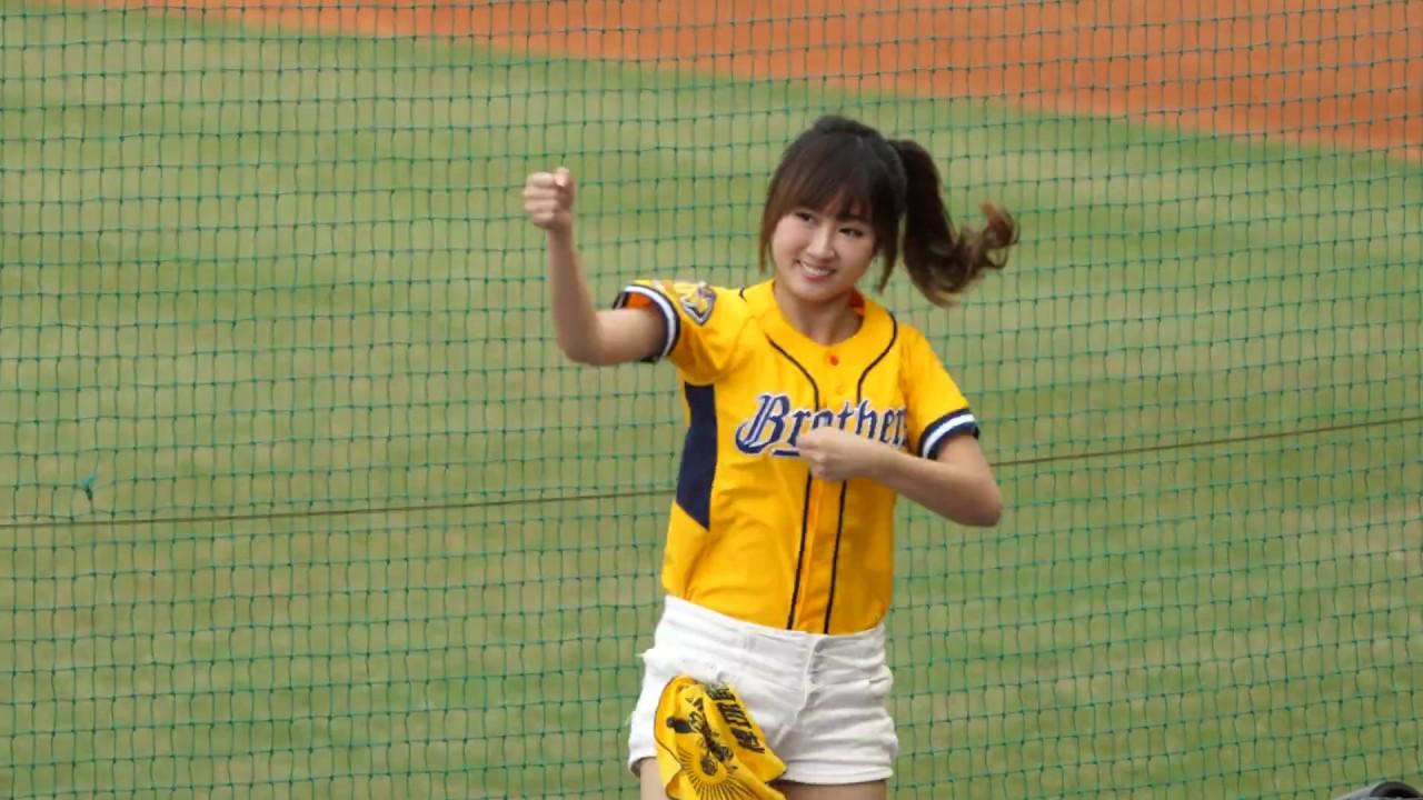 Download 中信兄弟 啦啦隊 Passion Sisters 希希 #hirune5656 台湾プロ野球 彭政閔應援曲