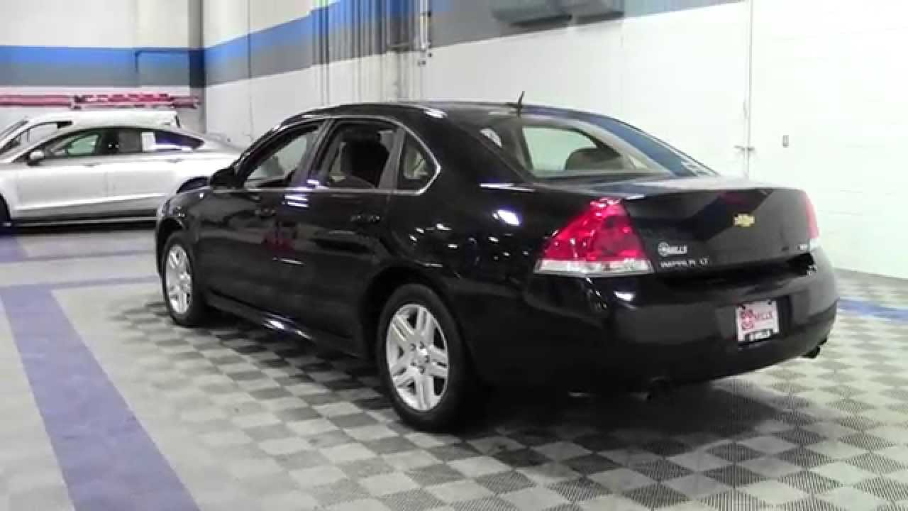 2014 chevrolet impala limited lt 2u150005 youtube. Black Bedroom Furniture Sets. Home Design Ideas