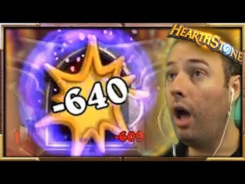 640 DMG MINDBLAST !!? | Best Moments & Fails Ep. 12 | Hearthstone