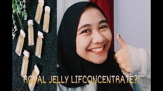 Cara Pakai Serum Royal Jelly #jafra