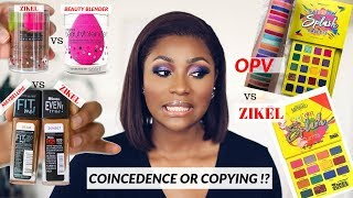 IS ZIKEL COSMETICS COPYING OTHER BRANDS? FINALLY TRIED THEIR PRODUCTS AND... | DIMMA UMEH
