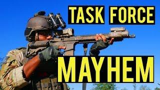 Task Force MAYHEM |  Milsim West Caspian Breakout Trailer