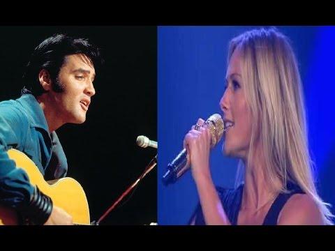 Just Pretend Elvis Presley & Helene Fischer