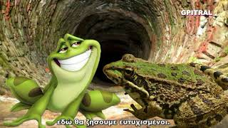 Ο γνωστικός βάτραχος Αριστοτέλης Κουρτίδης Ανθολόγιο Α 15 subtitles