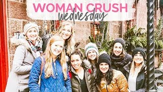 Tone It Up Holiday Hustle Babes | Woman Crush Wednesday