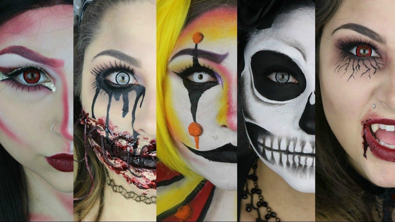 glamoween 31 days of halloween | beautybyjosiek | halloween makeup