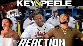 HILARIOUS!!!! REACTION TO Key & Peele - Slap Ass 🍑🤣