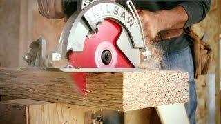 Skil Sawsquatch 15 Amp 10-1/4 in. Worm Drive Saw - SPT70WM-22