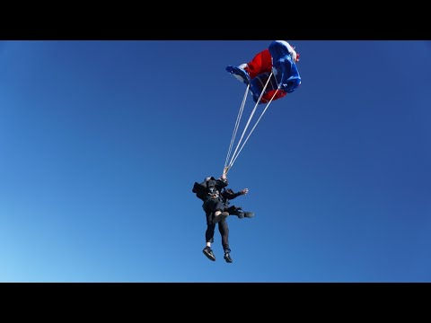 Skydiving From 14000 Feet At 120mph - Houston, Texas USA