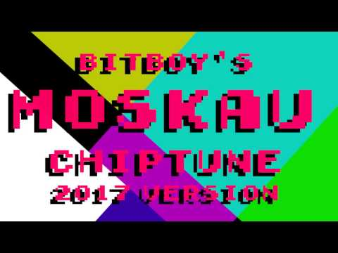 Dschinghis Khan - Moskau (Chiptune Cover | UPDATED)