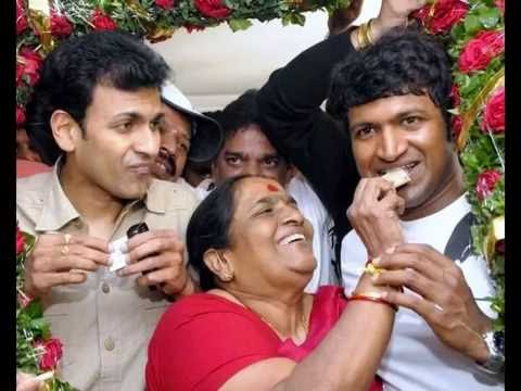Power Star Puneeth Rajkumar Rare And Unseen Family Images Youtube