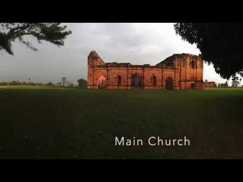 Jesuit Ruins, Paraguay 2016