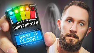 10 Products to Help You Find a GHOST Haunting You!