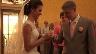 Свадьба Максима и Натальи 26.04.2014