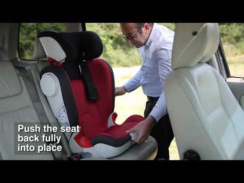 Britax Romer KIDFIX XP SICT Car Seat