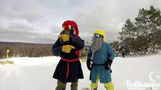 Troll's Snow Report 11/16 - 9 runs open. 12
