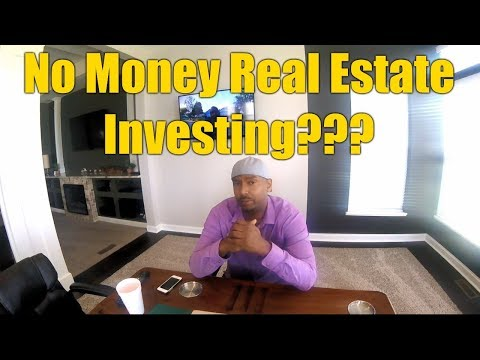 How to Invest in Real Estate If You Have NO MONEY!?