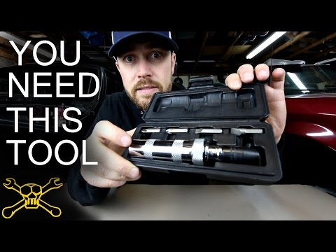 You Need This Tool - Episode 4 | Impact Screw Driver