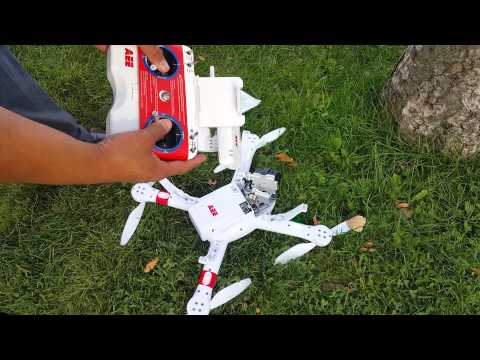 AEE AP11 /  AP10 Pro / AP9 / AP CAM Drone accelerometer calibration
