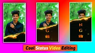 Fire Video Editing | Whatsapp Status Editing In Kinemaster App | Cool Status Making | RTWORLD