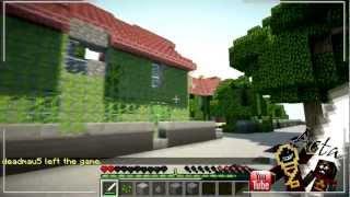 Голодные игры 2 сезон. 2 Серия Minecraft Шоу.