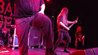 4K/HD Cannibal Corpse: Firestorm Vengeance (Omaha, Nebraska)