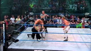 Willow vs. Ethan Carter III and Spud (April 17, 2014)