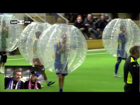 Golden Goal - Boblefotball - Bubble football/soccer (w/English subs)