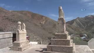 Sivas'ta Piramit Mezarlar Bulundu!