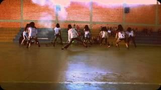 coreografia thriller grupo de danca space sound to dance