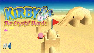 Río y playa/Kirby 64: The Crystal Shards #4