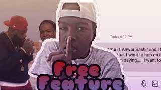 How I Had A Free Feature From Rick Ross | How To Get A Free Feature From A Mainstream Artist