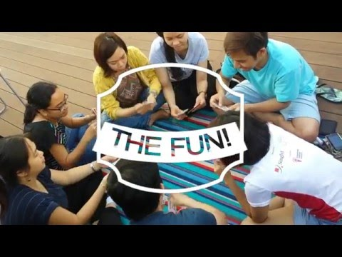 University of Auckland Filipino Students Association Welcome Video 2016