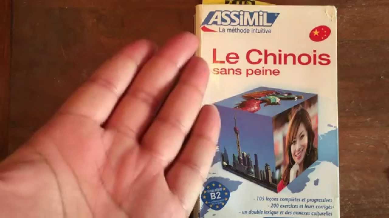assimil chinois sans peine