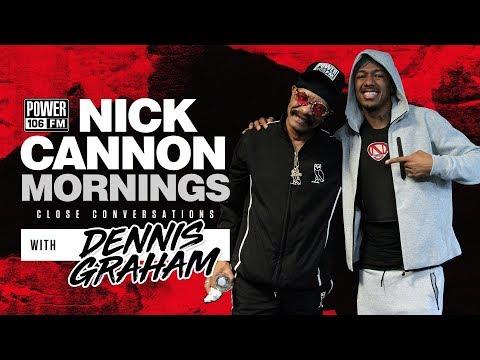 Dennis Graham On Clubbing w/ Stevie Wonder + How He Met Drake's Mom