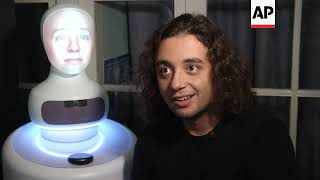 Meeting the new breed of human-like AI robots