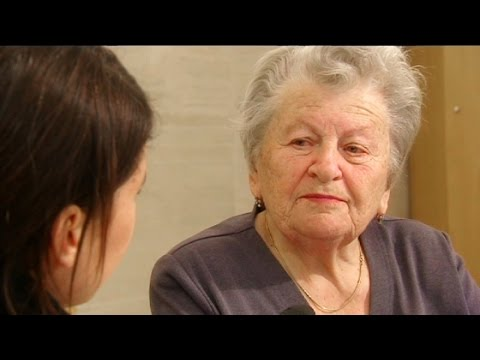Holocaust: KZ-Überlebende Assia Gorban erzählt