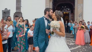 OUR WEDDING VIDEO // MADEIRA ISLAND