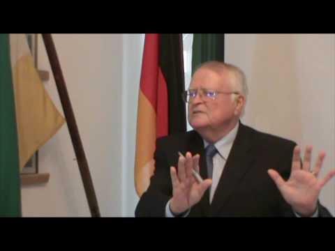 Dieter Farwick: Deutsche Geopolitik 2013 Teil 2