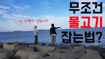 [술기로운 부부] 군산_풀치낚시가 핫하다고??_물고기 무조건 잡는 법!!!(feat.우럭)