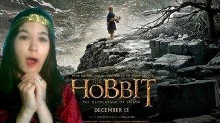 The Hobbit: The Desolation of Smaug - Trailer Reaction