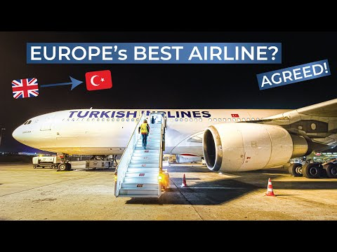 TRIPREPORT | Turkish Airlines (ECONOMY) | London Heathrow -